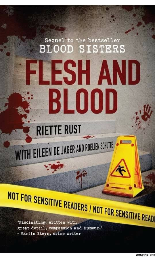 Flesh & Blood book