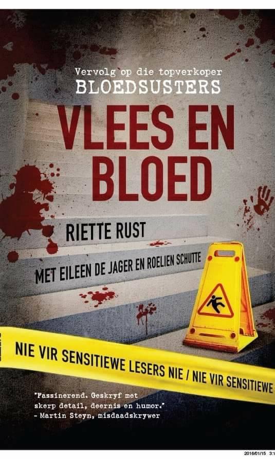 Vlees en Bloed Boek